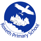 Roxeth Primary School Logo