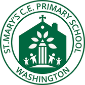 St Mary's CE Primary School Logo