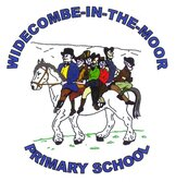 Widecombe in the Moor Primary School logo