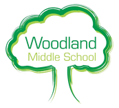 Woodland Middle School Logo
