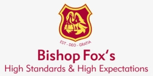 Bishop Fox's School logo