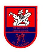 St Joseph's Middle School logo