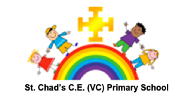 St Chad's CE (VC) Parimary School Logo